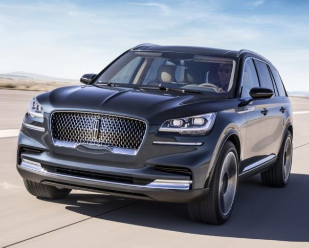 Lincoln Aviator.  Foto: Auto-Medienportal.Net/Lincoln