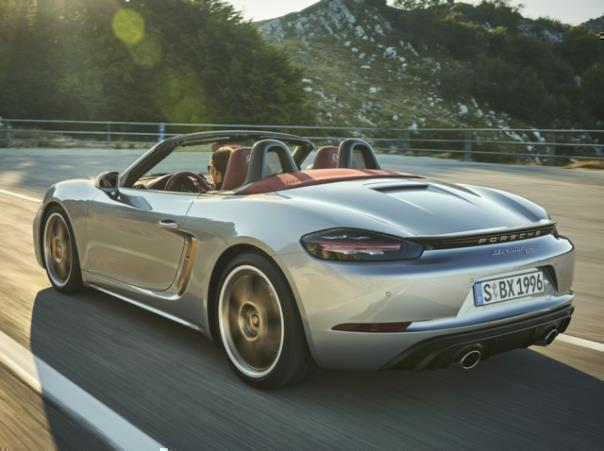 Boxster 25 Jahre