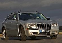 Chrysler 300 C Touring. Foto: Auto-Reporter/Chrysler