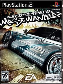 PS2 Need for Speed: Most Wanted