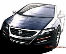Design: VW Passat