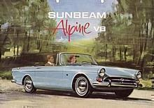 Sunbeam Alpine 260 Tiger