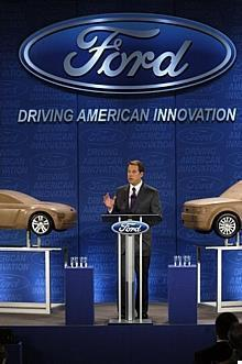 Bill Ford Discusses Way Forward Plan for North America
