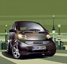 Smart Fortwo-Sondermodell Camouflage