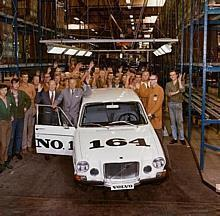 The first produced 164, 1968