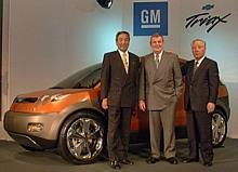 GM-Isuzu-Suzuki Alliance