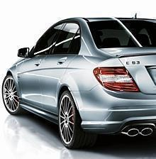 Mercedes-Benz C 63 AMG, Performance Package Plus