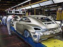Produktion bei Karmann: Chrysler Crossfire