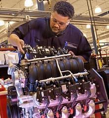 GM Powertrain Performance Build Center