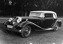 Horch 670 Sport Cabriolet
