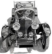 Bentley 4,5 Litre