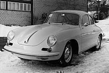Porsche 356 B Carrera 2 Coupé