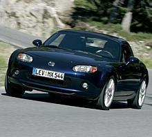 Mazda MX-5 Roadster Coupé