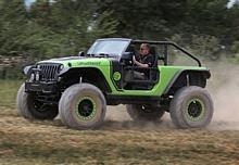 Jeep Trailcat.  Foto:Thomas Starck