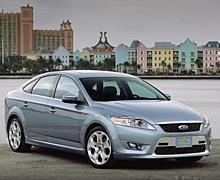 2007 Ford Mondeo Debut In James Bond Movie, Casino Royale
