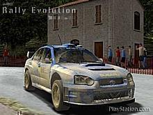PS2: WRC Rally Evolved