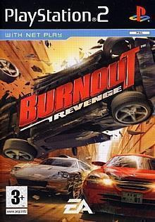PS2: Burnout Revenge