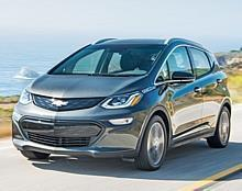 Chevrolet Bolt.  Foto: General Motors