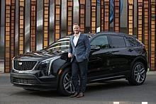 Interview mit Felix Weller, Vice President Cadillac Europe