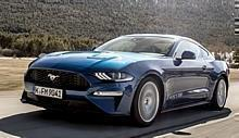 Ford Mustang.  Foto: Auto-Medienportal.Net/Ford