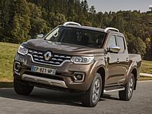 Renault Alaskan Twin-Turbo dCi 190