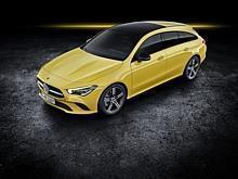 Mercedes-Benz CLA Shooting Brake.  Foto: Auto-Medienportal.Net/Daimler
