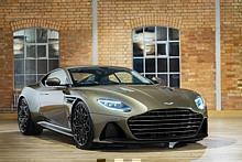 "Aston Martin DBS Superleggera Special Edition ""On Her Majesty's Secret Service"".  Foto: Auto-Medienportal.Net/Aston Martin"
