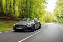 Mercedes-AMG CLA 45 4Matic+ Shooting Brake.  Foto: Auto-Medienportal.Net/Daimler