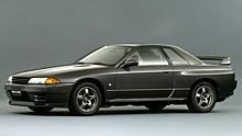 Skyline / 8th Generation: R32