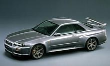 Skyline / 10th Generation: R34