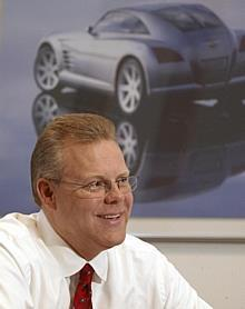 Tom W. LaSorda, President and Chief Executive Officer - Chrysler Group.