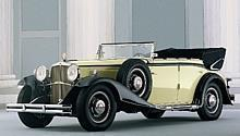 Maybach Zeppelin DS 8 (1932)