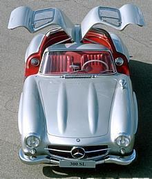 Mercedes-Benz 300 SL (Gullwing)