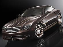 Chrysler Crossfire by Jab Anstoetz. Foto: Auto-Reporter