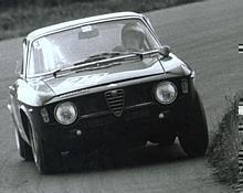 Alfa Romeo Giulia Coupé 1300 GTA Junior Corsa