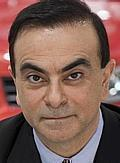 Renault-Nissan-Chef Carlos Ghosn.