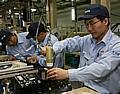 Production Line at Changan Ford Mazda Engine Company Ltd.