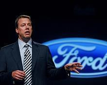 2006ƒBill Ford, Ford Motor Company Chairman and CEO addresses employees at a Town Hall Meeting at Ford World Headquarters regarding second quarter financial results and the Way Forward Plan.